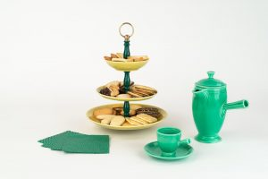 "Bright pea green on your best dinnerware? The modernists said, ""YES!"""